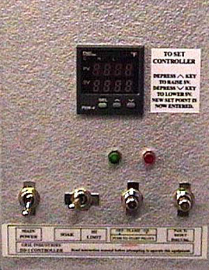 Gas Kilns Standard Equipment | Geil Kiln Controller Wiring Diagram |  | Geil Kilns